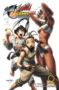 Street Fighter Legends - Ibuki 2 A UDON comic - cover