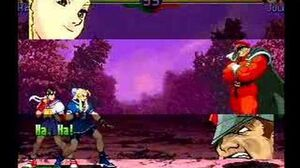 Street Fighter Alpha 3 Karin's Full Storyline and Ending