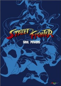 Street Fighter Soul Powers