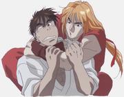 SFIIM-Young Ryu&Ken