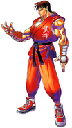 Guy Final Fight 3 artwork