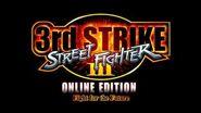 Street Fighter III 3rd Strike Online Edition Music - Jazzy NYC '99 - Alex & Ken Stage Remix