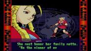 Karin SFA3 Character Intro