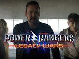 Power Rangers Legacy Wars - Street Fighter Showdown