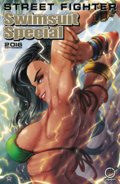 Street Fighter Swimsuit Special 2016 cover