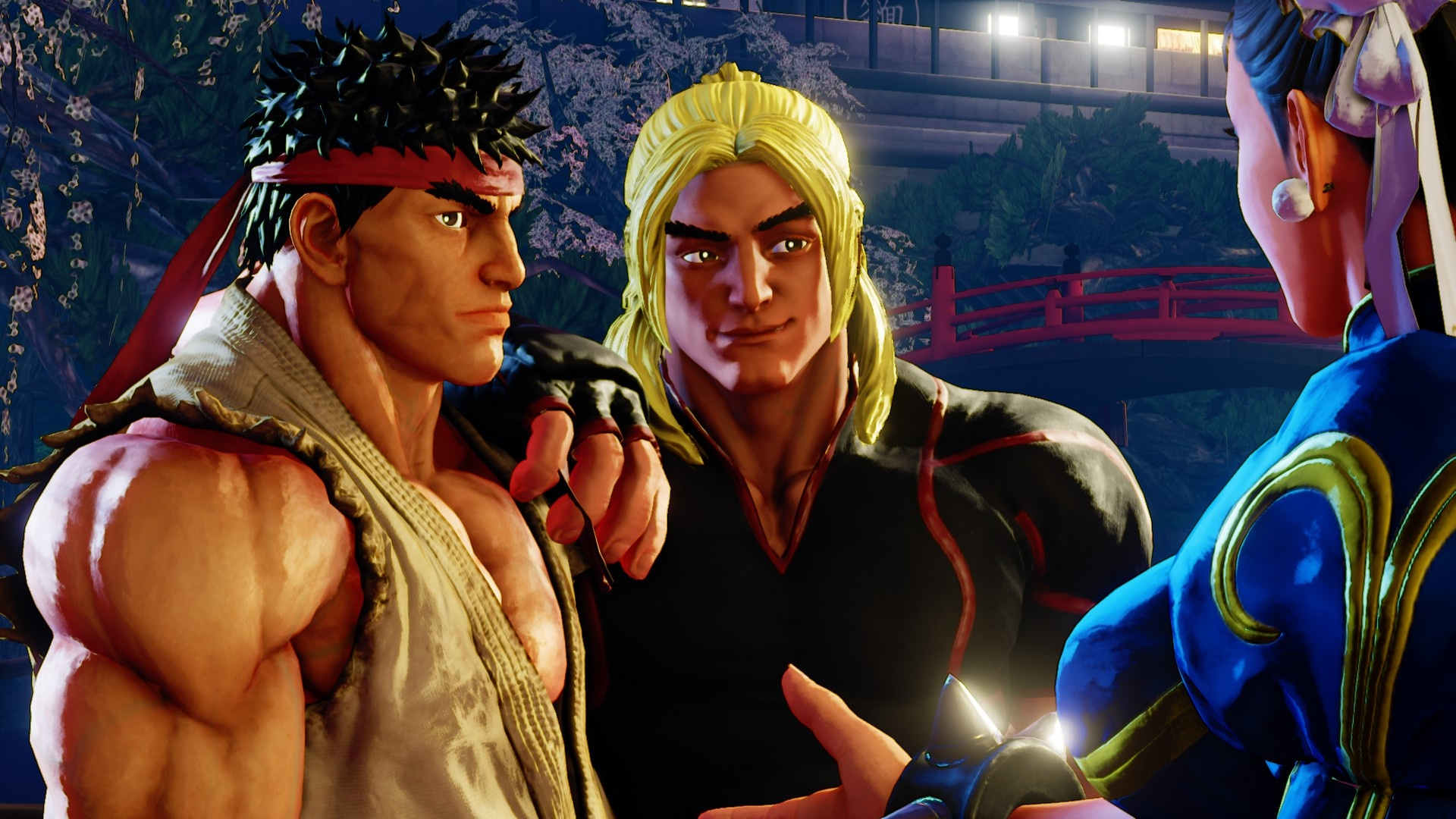 street fighter 5 ken costumes