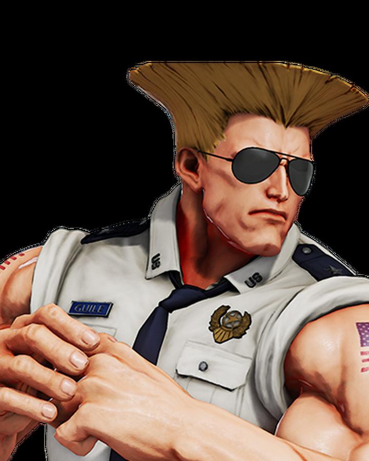 Guile Street Fighter Wiki Fandom