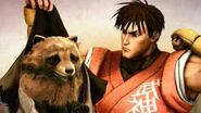 Super Street Fighter 4 - 4th Trailer Ibuki, guy and Cody