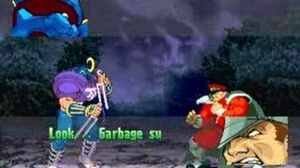 Street Fighter Alpha 3 Sodom Full Storyline and Ending