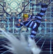 High Ruffian Kick Cody
