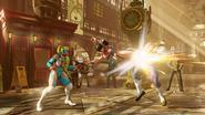 Nadeshiko v-trigger hits Vega