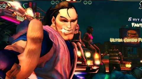 Saikyo Grooving( Dan's Street Fighter Alpha House RMX)