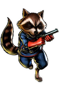 Rocket Raccoon-UMvsC3