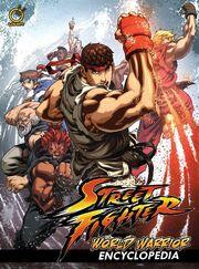 Street Fighter - World Warrior Encyclopedia Hardcover