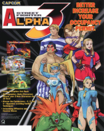 Street Fighter Alpha 3 Street Fighter Wiki Fandom