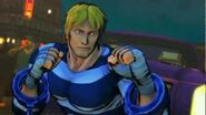 Super Street Fighter IV (AE) - Cody's Rival Cutscene English Ver