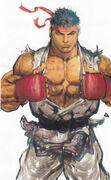 SFIV-Ryu concept art-01
