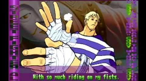 Street Fighter Alpha 3 Cody Full Storyline and Ending (improved quality)