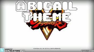 STREET FIGHTER V Abigail Theme (long version)