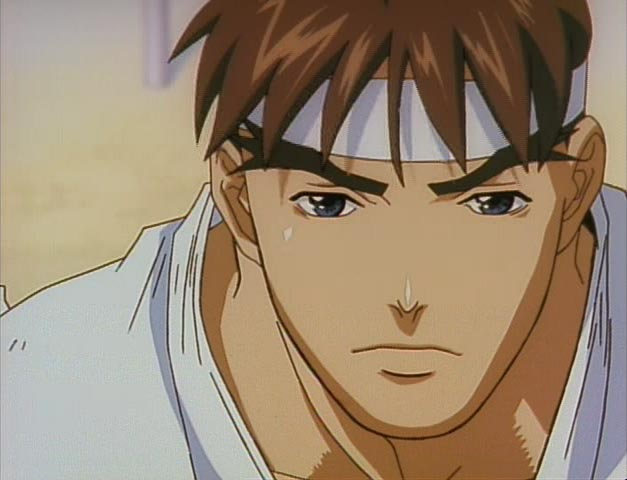 Street Fighter Alpha The Animation Street Fighter Wiki