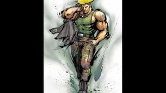 Street Fighter IV-Theme of Guile