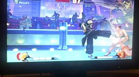 Street fighter IV Japan nights Me Getting Owned by Gen