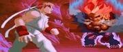 SFA2-Ryu Ending-2