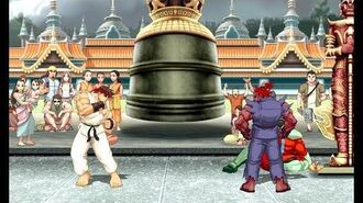 Ultra Street Fighter II Unlocking Shin Akuma