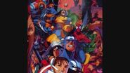 Marvel Super Heroes vs Street Fighter M