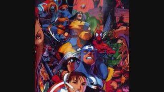 Marvel Super Heroes vs Street Fighter M.Bison theme