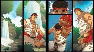 Street Fighter V Arcade Edition All SF3 Endings