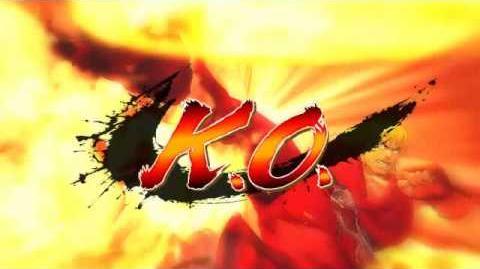 Super Street Fighter 4 - Ken Ultra 2 Guren Senpukyaku