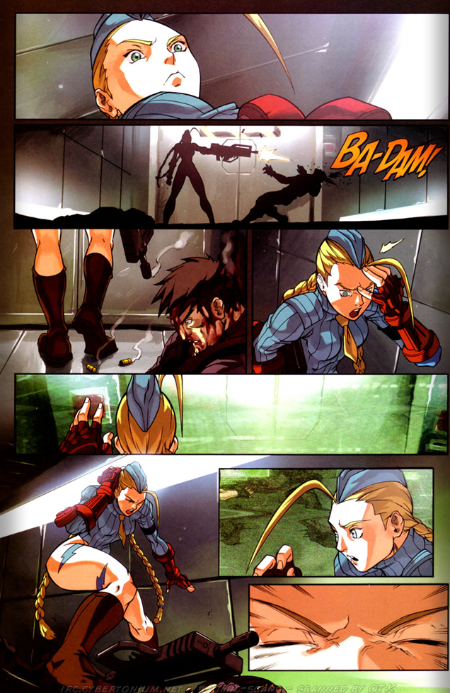 Image 3542426 cammy vs soldiers Street Fighter Wiki