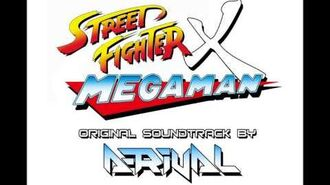 Street Fighter X Mega Man OST - Ryu Theme