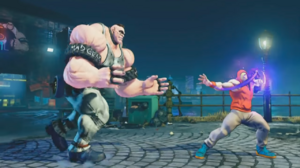 Metro City Bay Area Abigail vs Ed