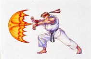 Ryu-super-sf2-hadouken-concept-art