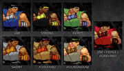 Ryu color pack 2