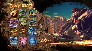 SFXT Urban War Zone Select