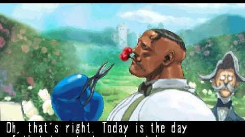Street Fighter III 3rd Strike Dudley Ending