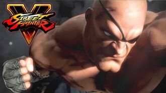 Street Fighter V Arcade Edition – Cinematic Opening Trailer