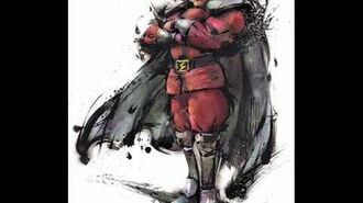 Street Fighter IV-Theme of M.Bison