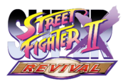 Super Street Fighter II Turbo Revival logo