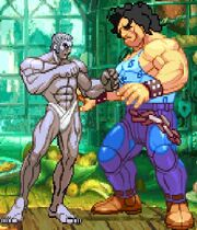 Urien and Hugo