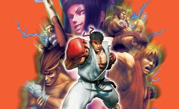 Street Fighter Wiki | FANDOM powered by Wikia