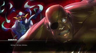 Street Fighter 5 Arcade Edition - Sagat's Story Mode