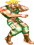 Guile-SF2-Time-Up-Pose