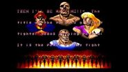 Street Fighter II' Sagat Ending