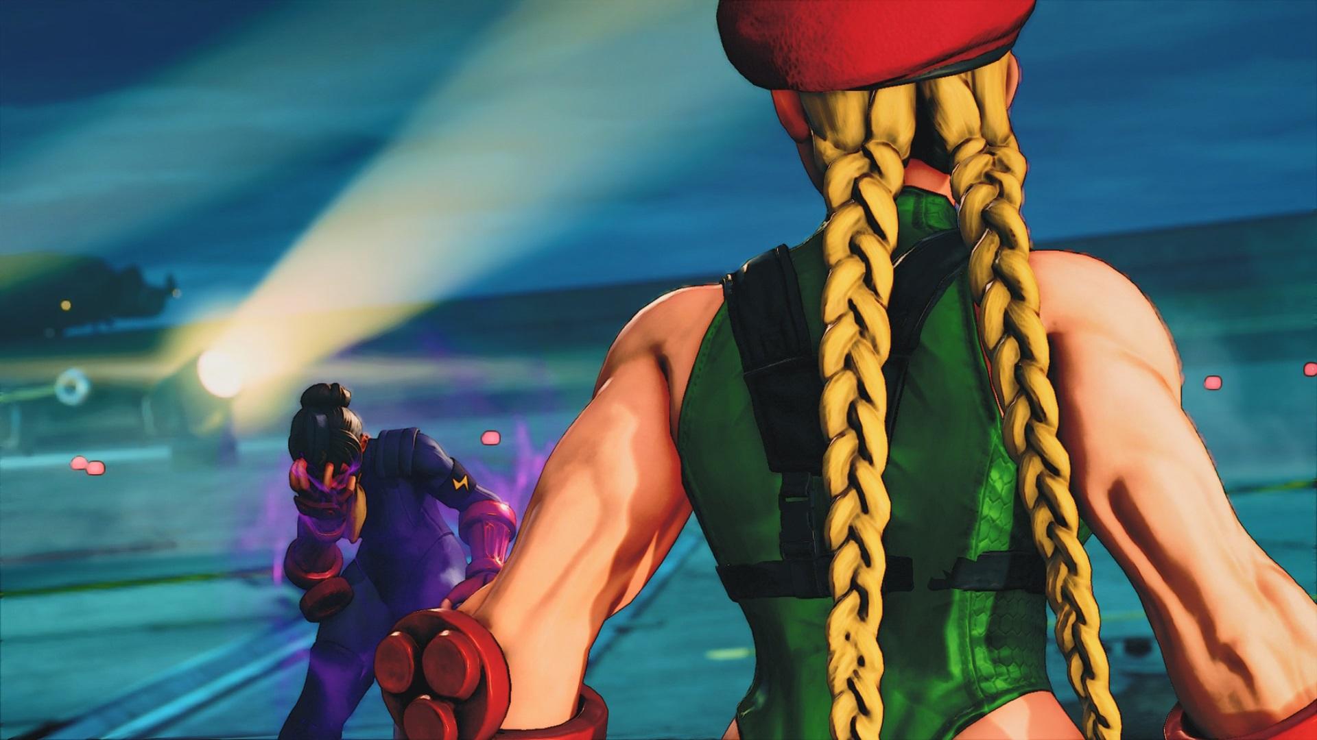 Cammy vs Juli Cammy Street Fighter