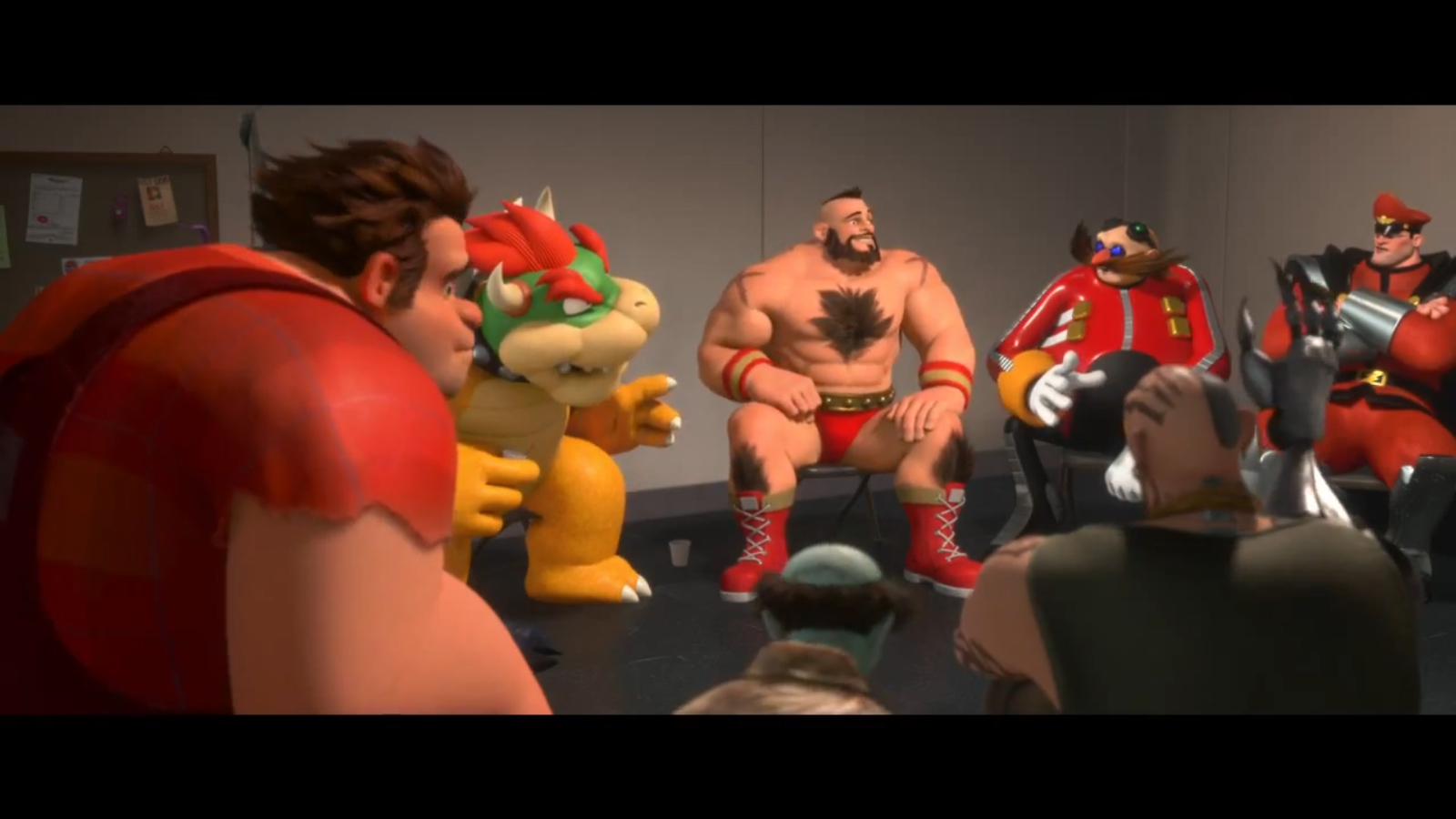 Wreck It Ralph Zangief