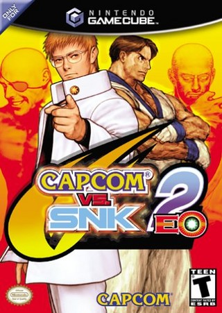 Capcom vs. SNK 2 EO | Street F...